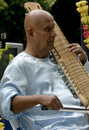 Sri Chinmoy in Concert