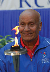 Sri Chinmoy: Founder of the World Harmony Run